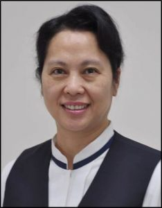 彭台珠 教授